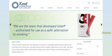 Kind Consumer website